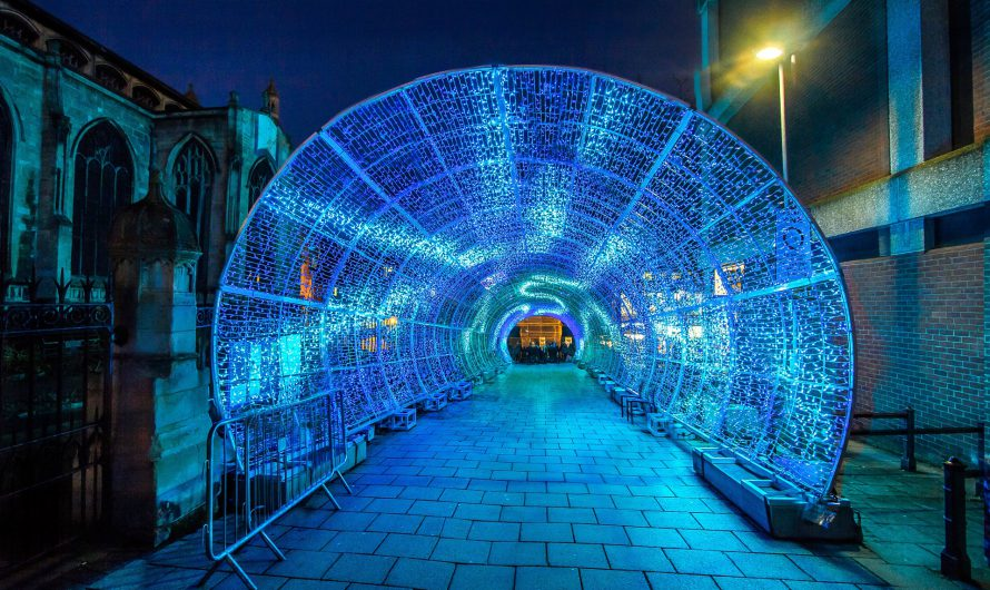 Linie świetlne LED, czyli energooszczędność i estetyka w jednym!